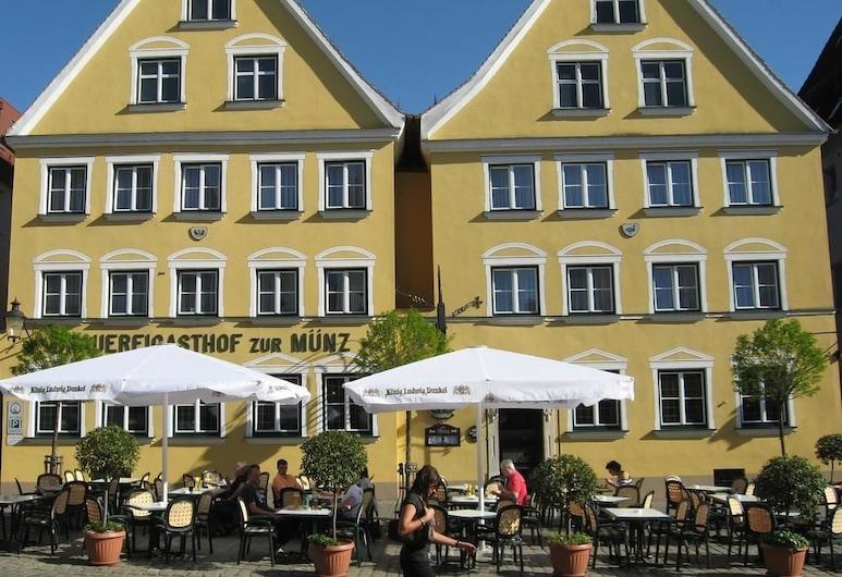 Brauereigasthof zur Münz, Guenzburg