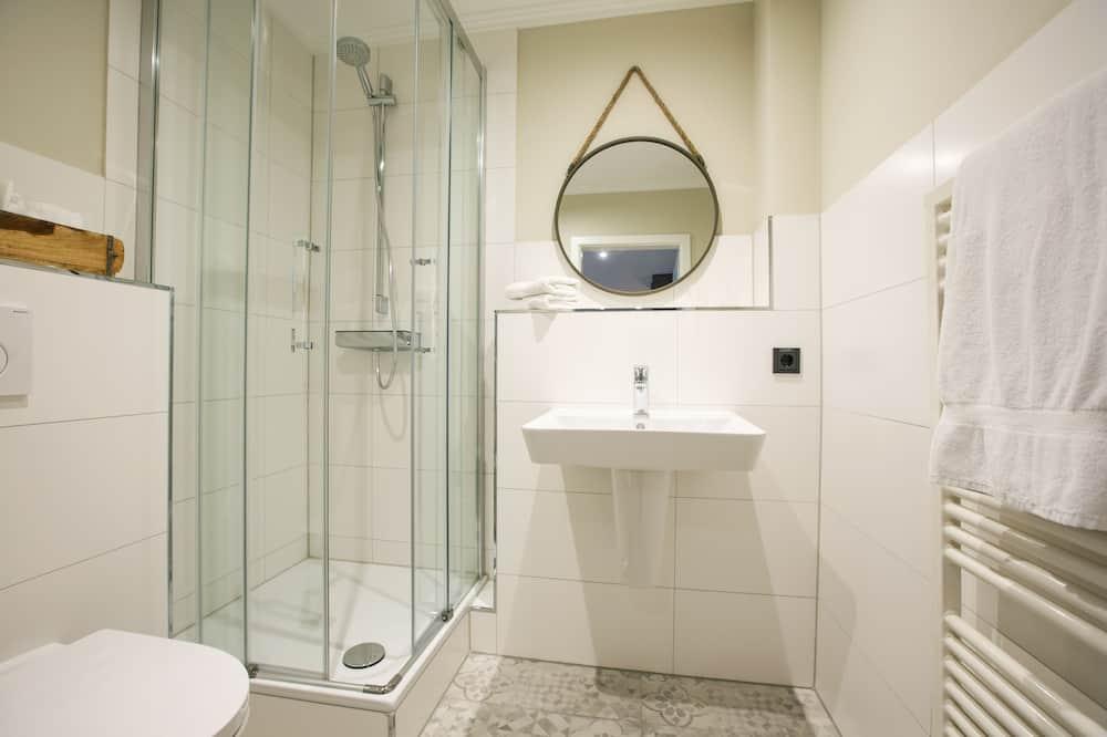 Apartment (Erste Lage) - Bathroom
