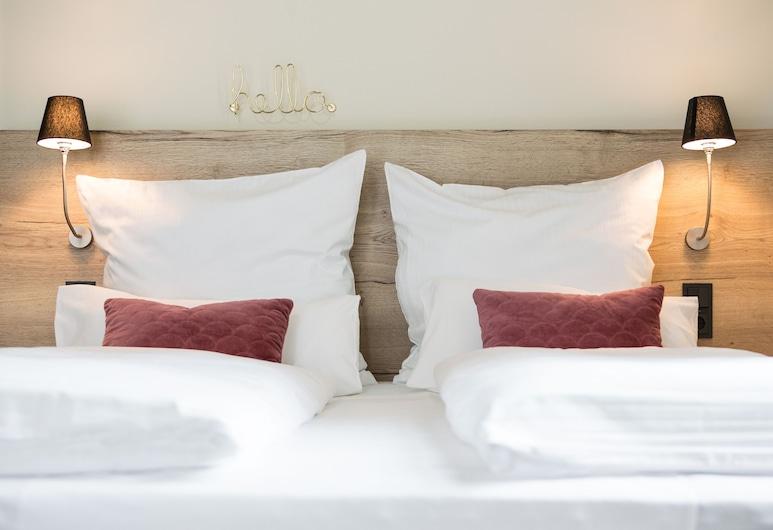 韋恩貝克葡萄酒餐廳酒店, 富克貝克, 雙人房 (Ortswein), 客房