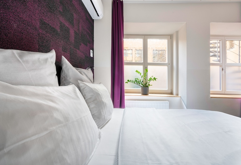 Design Hotel Wiegand, Hannover, Design-Doppelzimmer, Zimmer