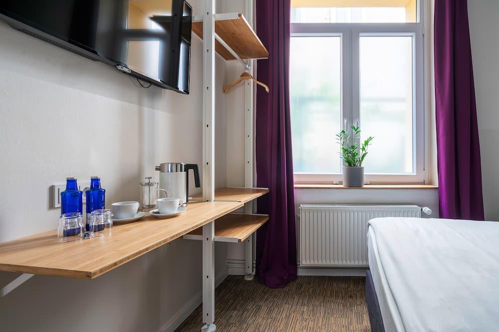 Design-dobbeltværelse - Opholdsområde