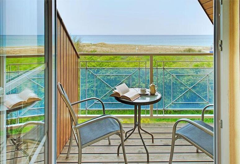 Seehotel Düne, Graal-Müritz, Pokój z 2 pojedynczymi łóżkami typu Superior, balkon, Balkon