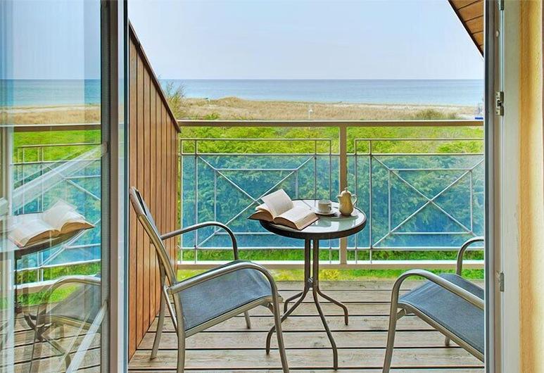 Seehotel Düne, Graal Mueritz, Superior Twin Room, Balcony, Balcony