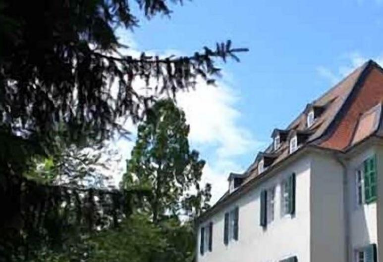 PRIMA Hotel Schloss Rockenhausen, Rockenhausen, Průčelí hotelu