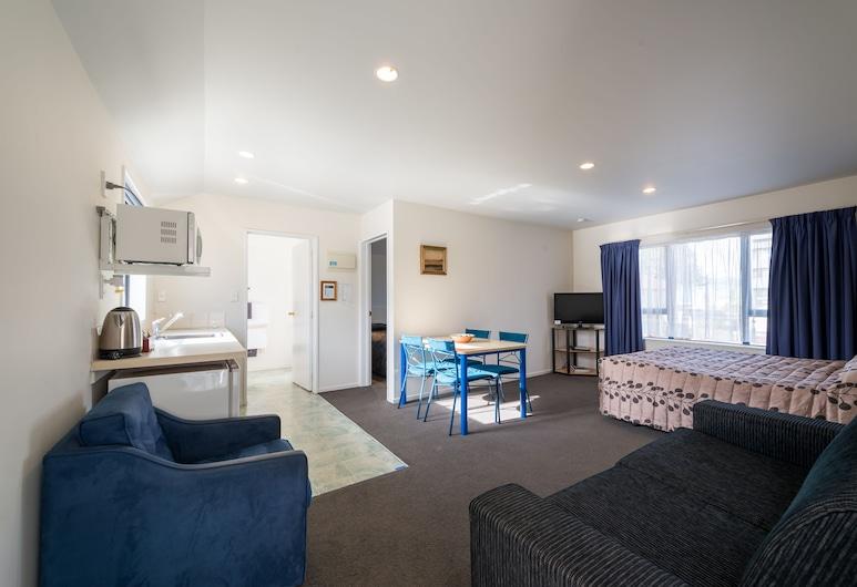 安娜貝爾閣汽車旅館, 基督城, 公寓, 1 間臥室, 客房