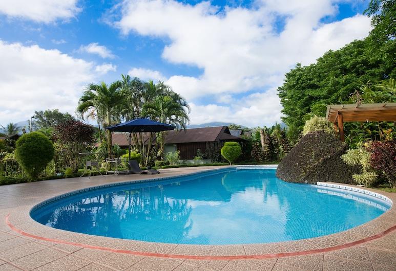 阿雷納爾蒙太奇瑞酒店, La Fortuna, 室外泳池