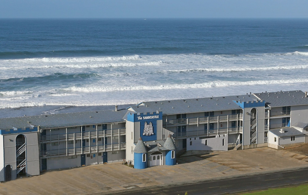 Sandcastle Beachfront Motel Lincoln City