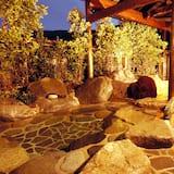 Kamar Klasik (Hanare-Yurari, 2 Private Open Baths) - Teras/Patio