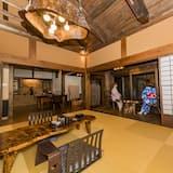 Kamar Klasik (Hanare-Yurari, 2 Private Open Baths) - Tempat Makan Di Kamar