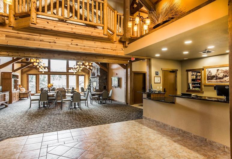 K Bar S Lodge, Ascend Hotel Collection, Keystone, Lobby