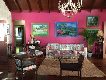 Picture of Rock Haven Bed & Breakfast in Basseterre