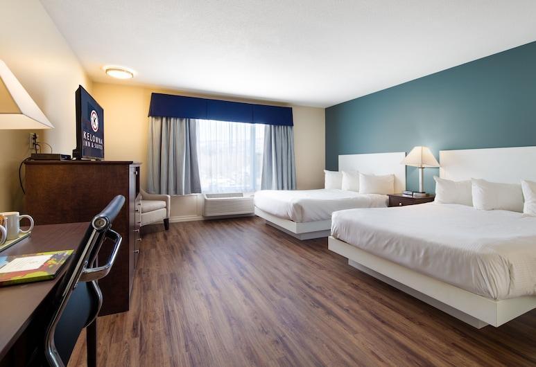 Kelowna Inn and Suites, Kelowna, Rum, Gästrum