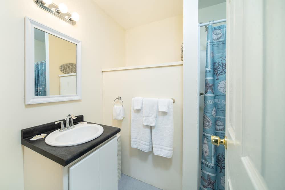 Cabane Deluxe - Salle de bain