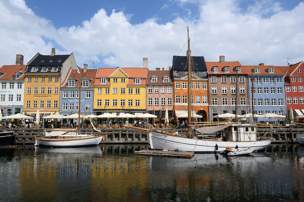 Spacious and Bright 1 Bedroom Apartment With Terrace in Central Copenhagen