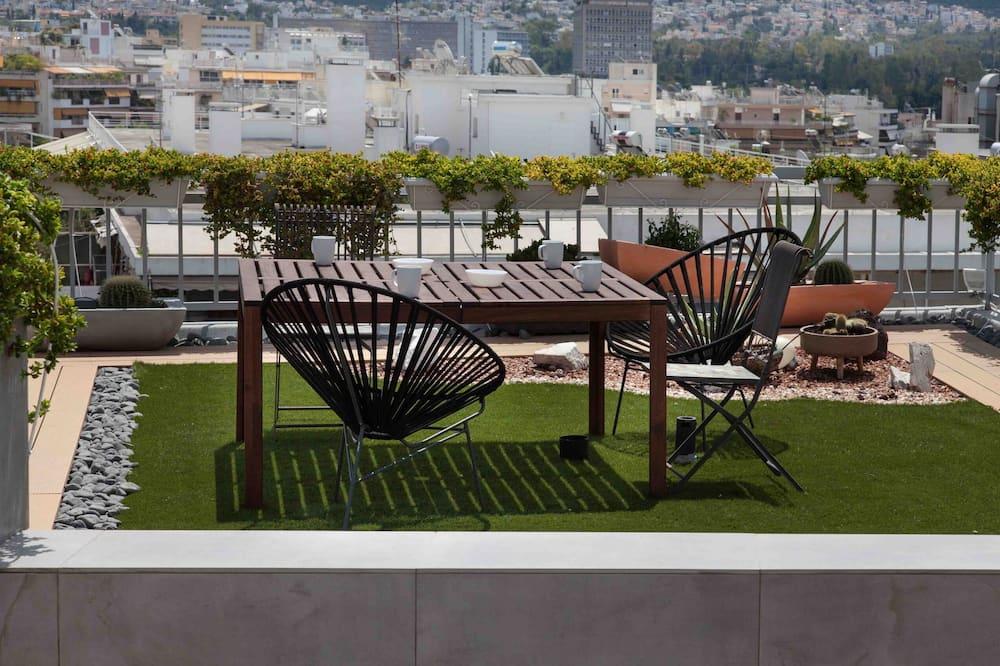 Appartamento Luxury - Balcone