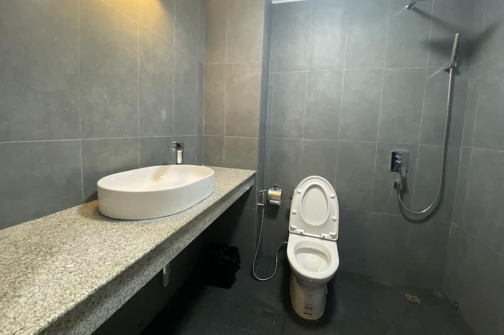 Grand szoba kétszemélyes ággyal (VIP) - Fürdőszoba