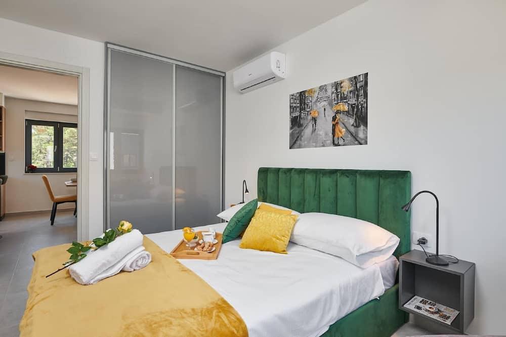 公寓 (Two Bedroom Apartment with Balcony) - 客房