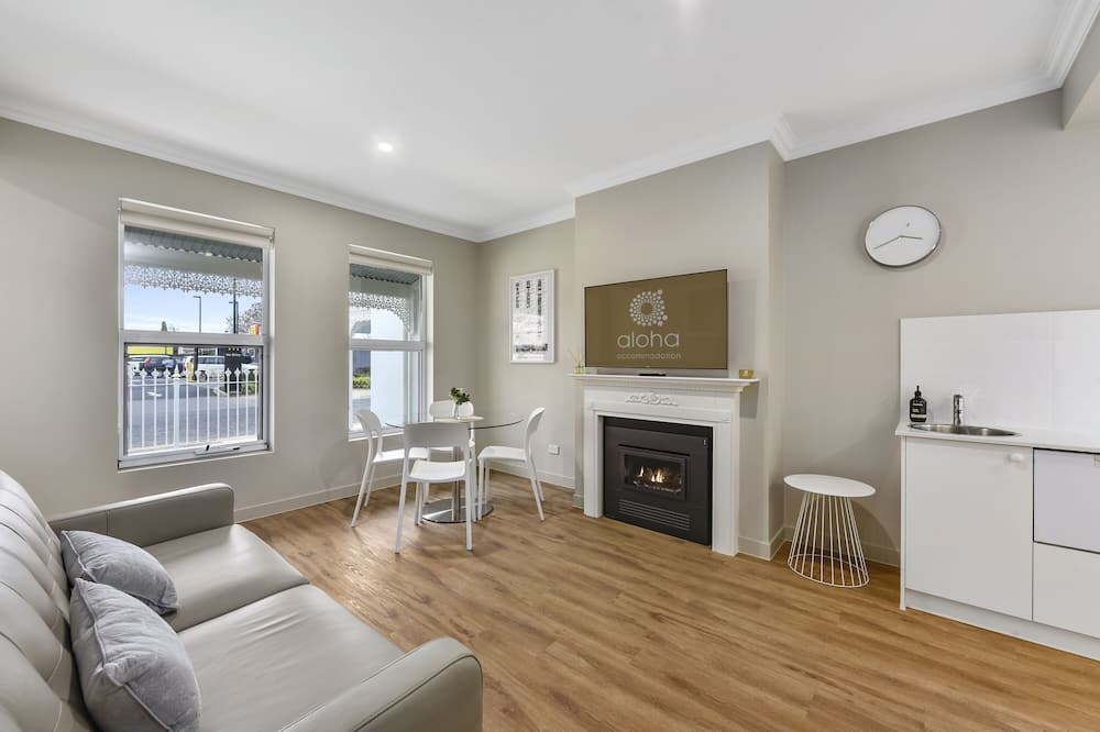 Apartment 1 - Living Area