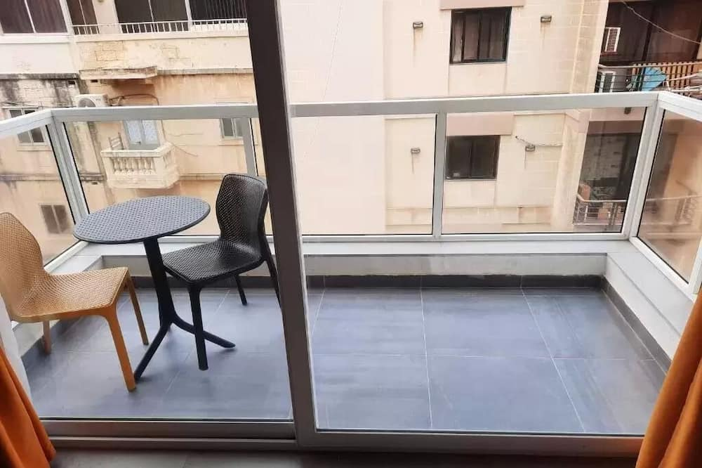 Deluxe Double or Twin Room, Terrace, Sea View - Balkoni