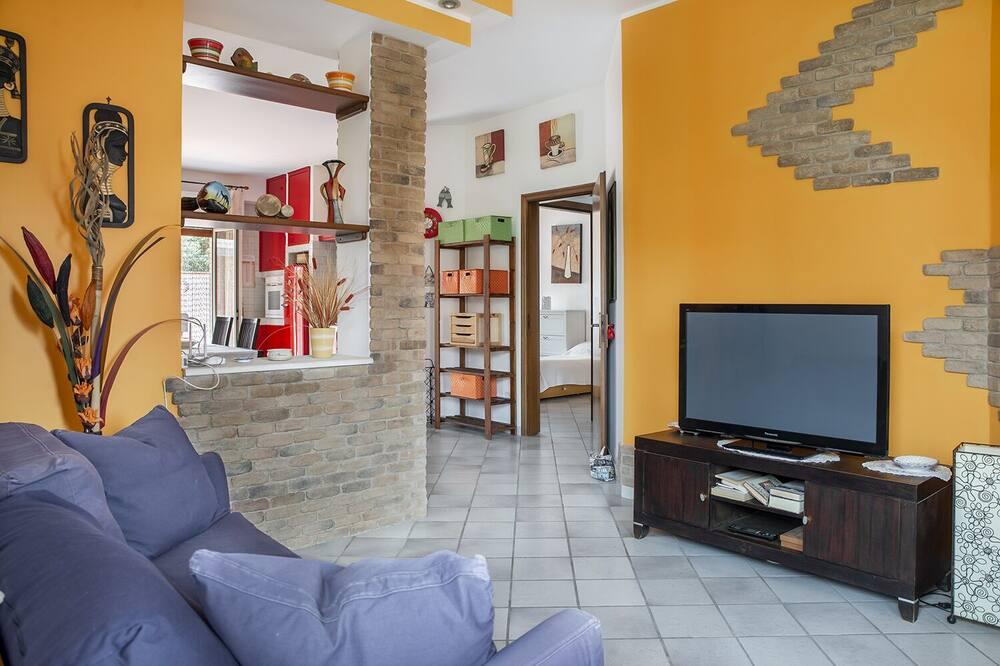 Rodinný apartmán - Obývací pokoj