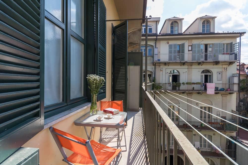 Condo - Balcony