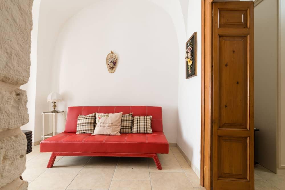 Soukromý byt - Obývací pokoj