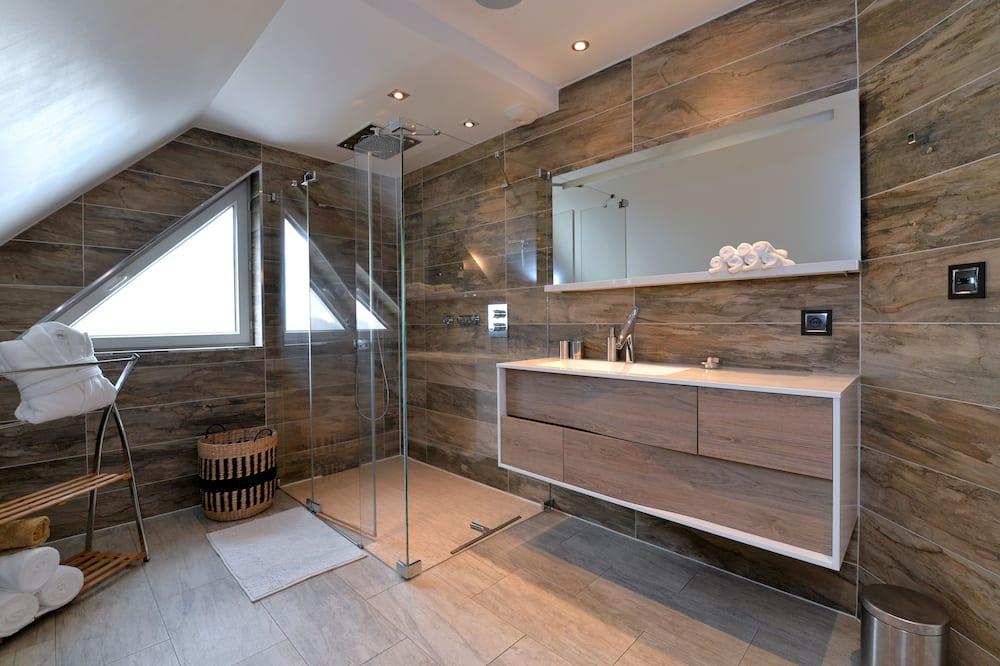 Βίλα, Μπάνιο στο δωμάτιο (Classement 4*) - Μπάνιο