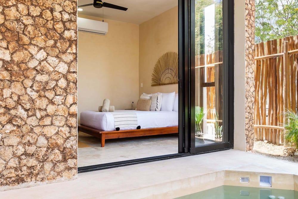 Apartmán typu Deluxe - Súkromný bazén