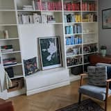 Basic Διαμέρισμα, 1 Διπλό Κρεβάτι - Καθιστικό