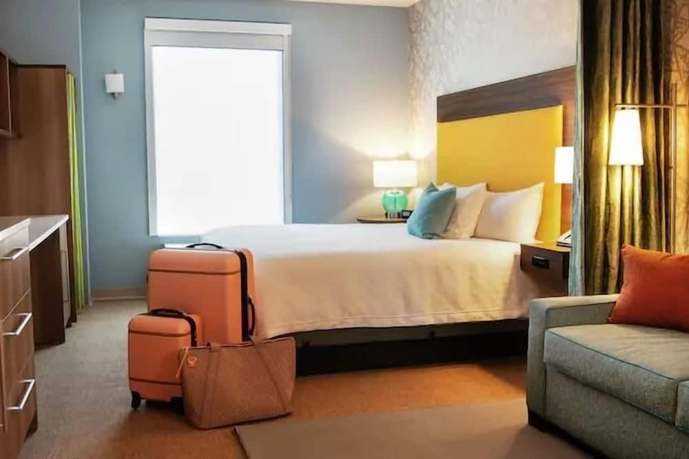 جناح - غرفة نوم واحدة - لغير المدخنين - الصورة الأساسية