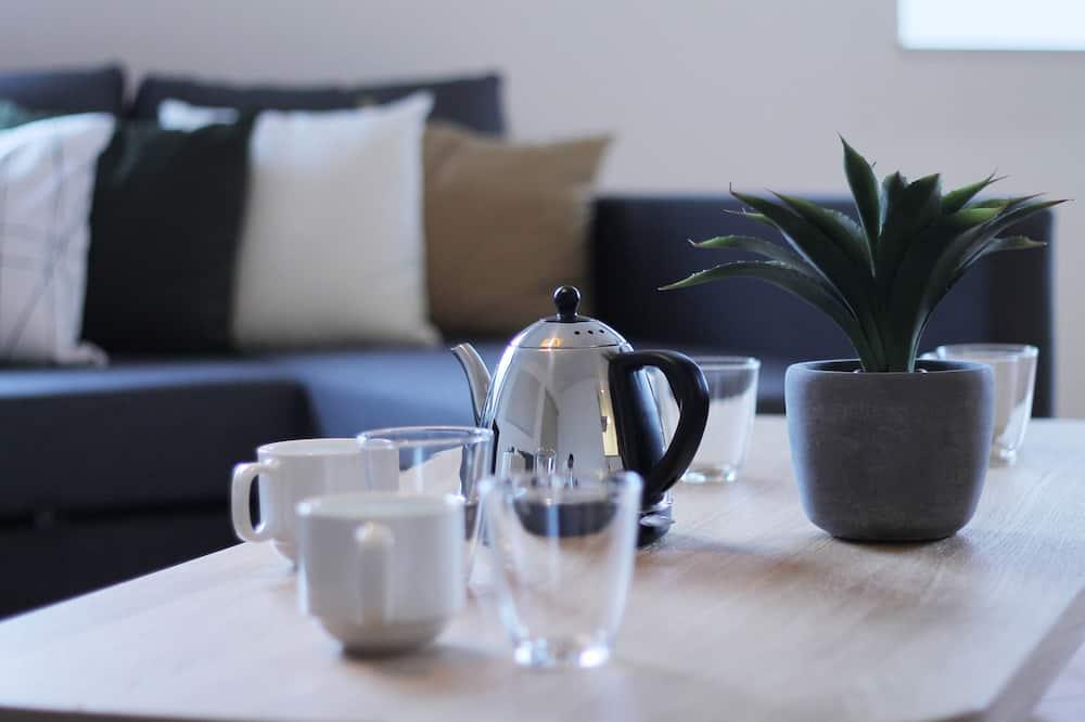 公寓, 2 間臥室, 非吸煙房 - 客房內用餐
