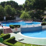 Apartment With 2 Bedrooms in Salou, With Wonderful City View, Shared Pool, Furnished Balcony - 300 m From the Beach