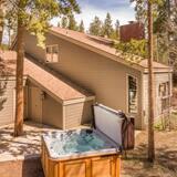 Casa, 5 Quartos - Banheira de hidromassagem privada