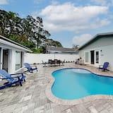 獨棟房屋, 3 間臥室 - 游泳池