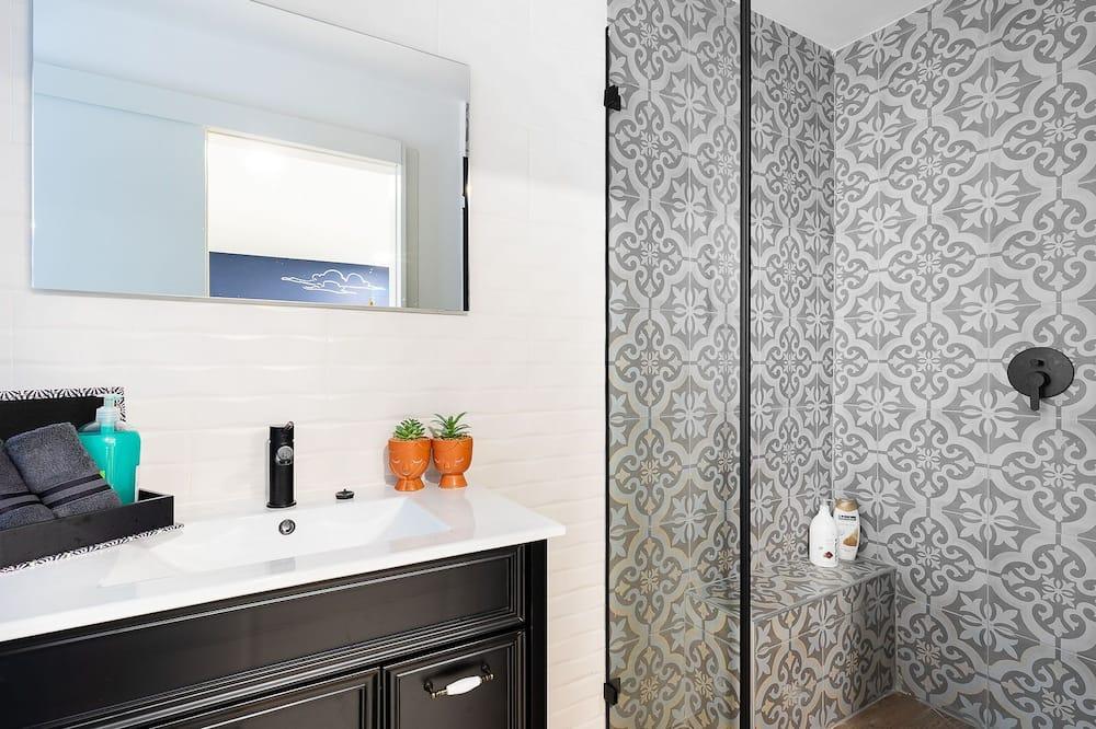 公寓 - 浴室