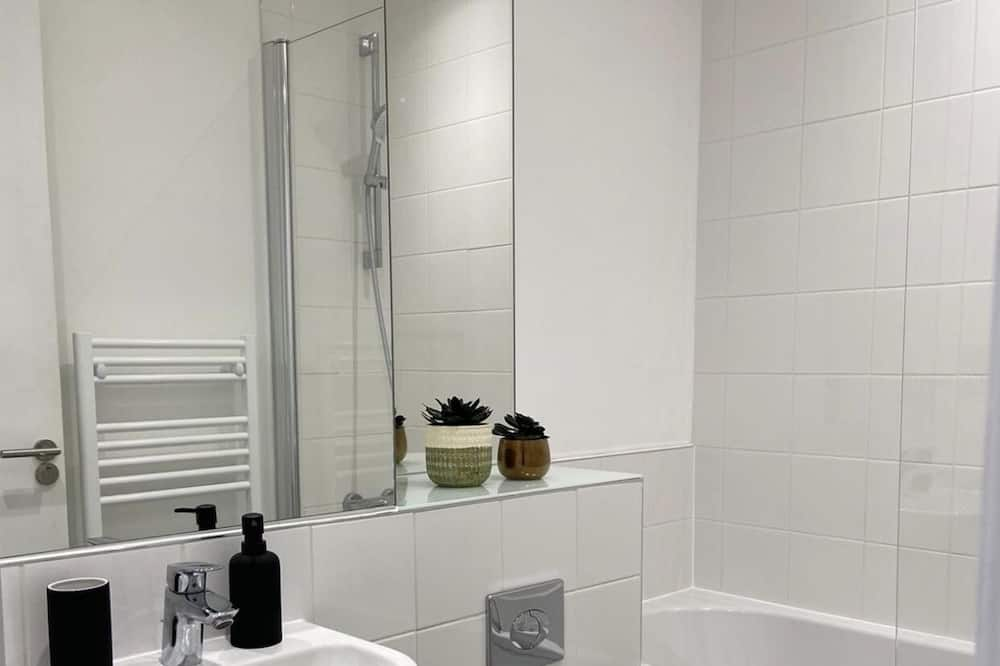Penthouselejlighed - privat badeværelse - Badeværelse