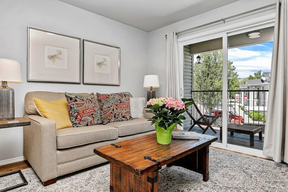 Domek (Lakeharbor) - Obývací pokoj