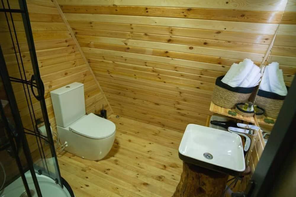 Bungalow (Triple) - バスルーム