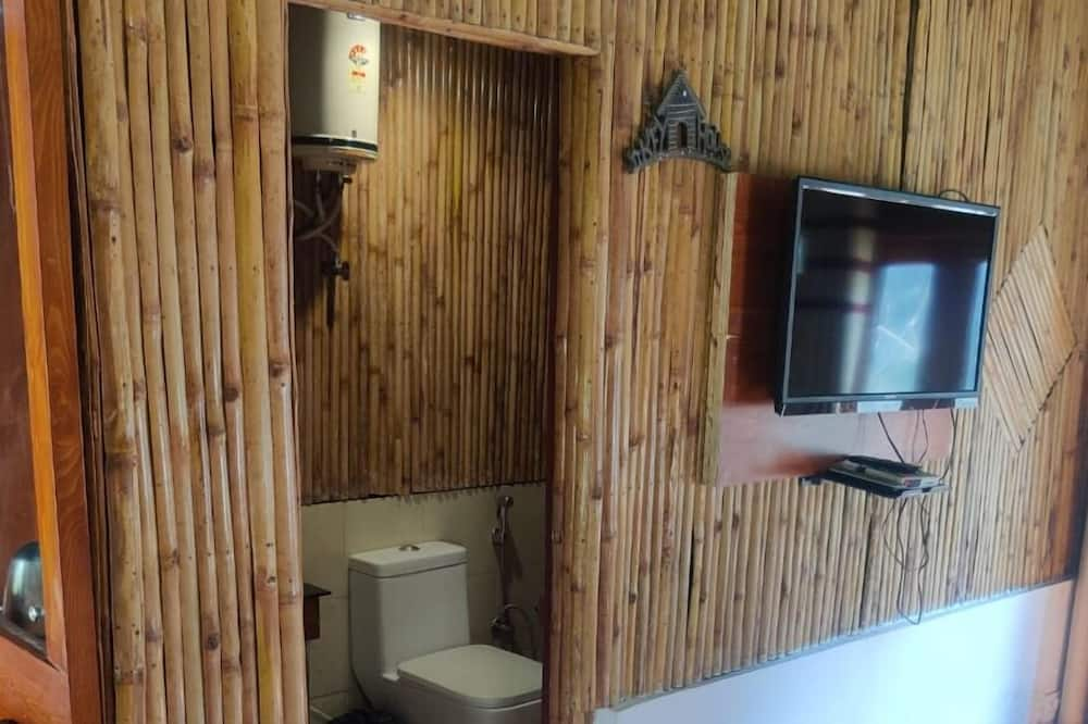 Bamboo Hut - Bathroom