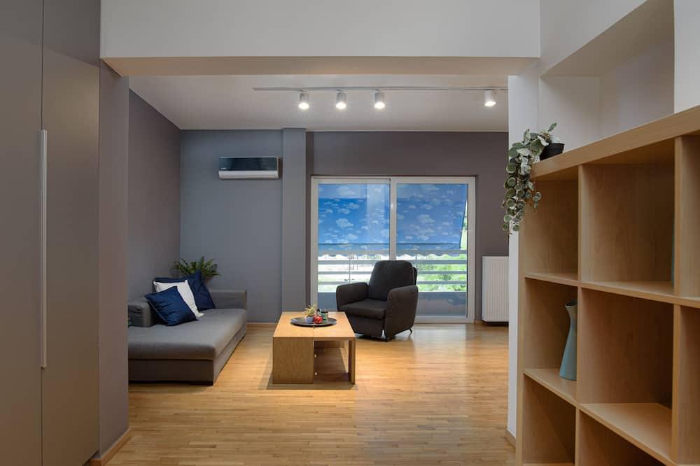 Apartmán typu City, 1 spálňa, balkón - Vybraná fotografia