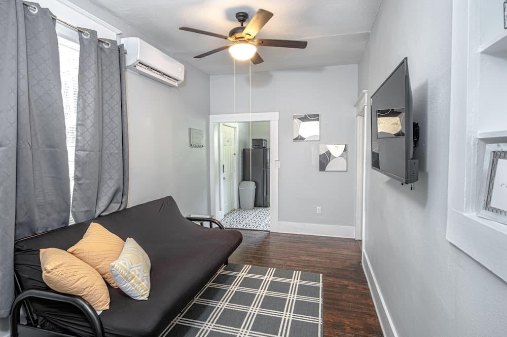 アパートメント (1 Bedroom) - リビング エリア