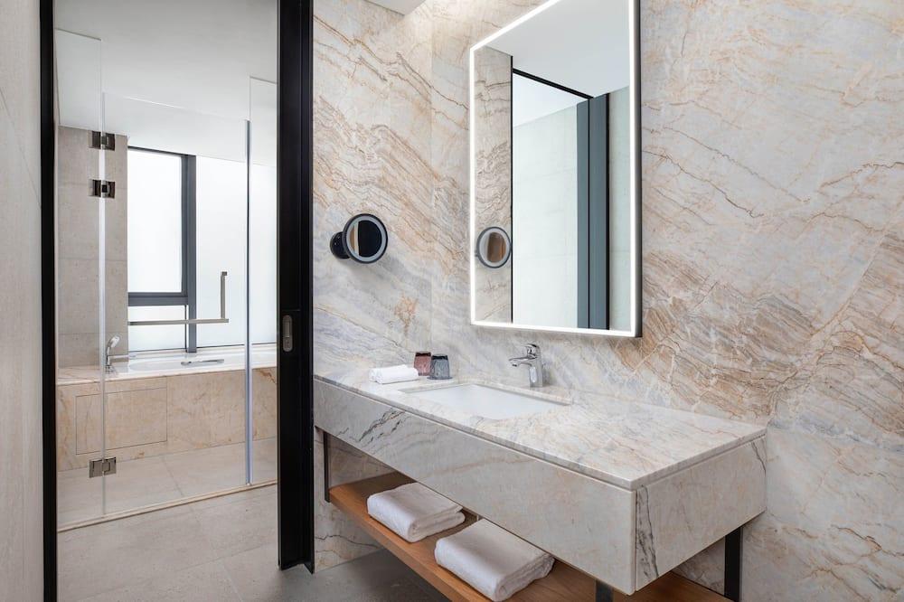 Suite Exécutive, 1 chambre, non-fumeurs - Salle de bain