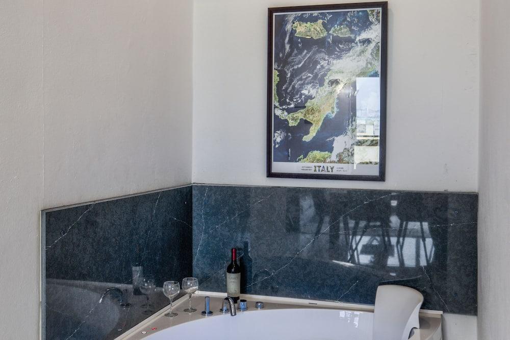 Penthouse Signature - Privat bubbelpool