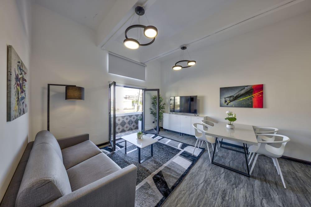 Lägenhet Premier - Vardagsrum