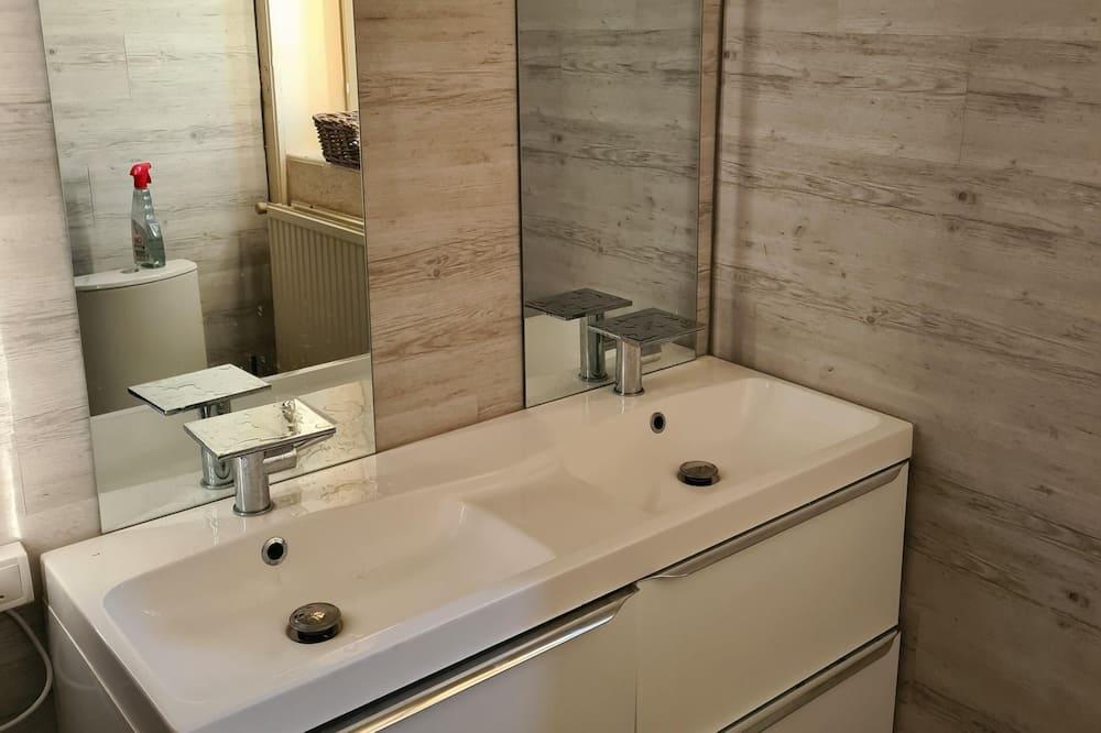 Double Room, Ensuite, Park View - Bathroom