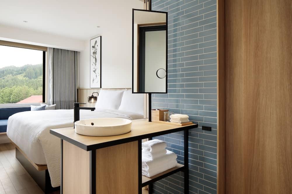 Chambre - Salle de bain