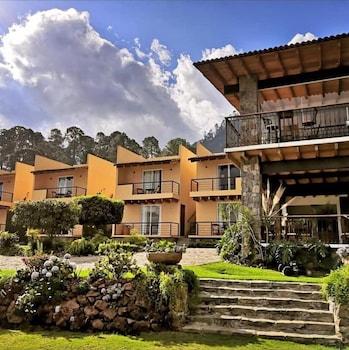 Valle de Bravo — zdjęcie hotelu Hotel 7 Cabañas