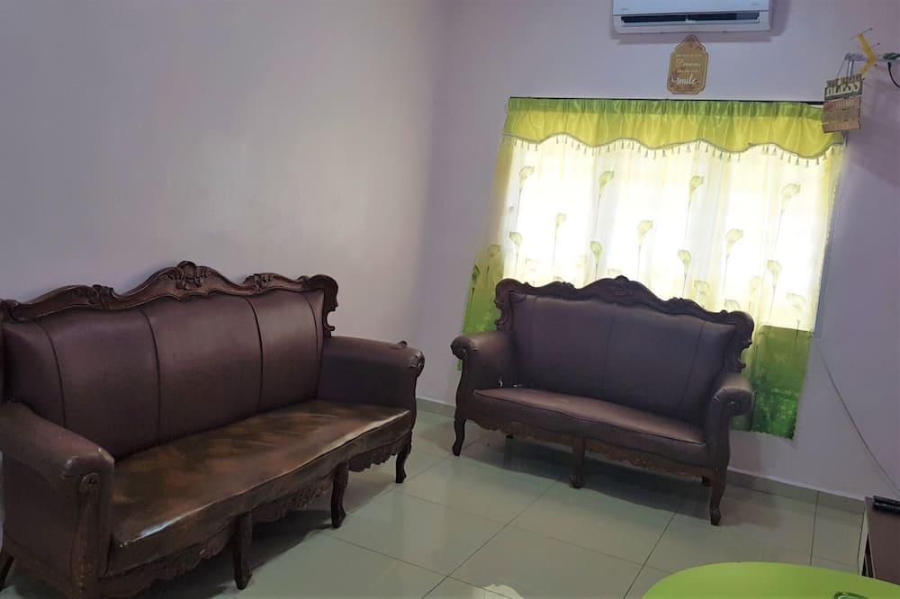 Δωμάτιο, 3 Υπνοδωμάτια - Περιοχή καθιστικού