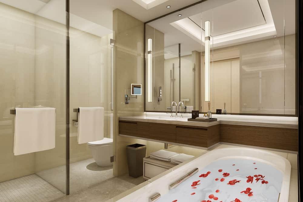 Apartmá typu Premier, 1 ložnice, nekuřácký - Koupelna