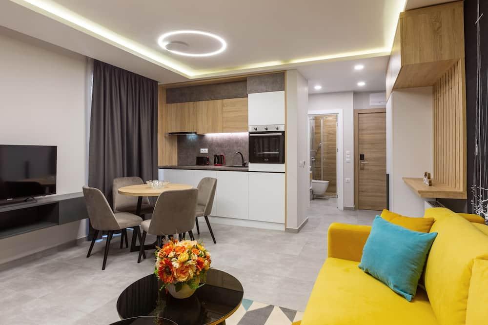 Comfort Apartment - Ruang Tamu